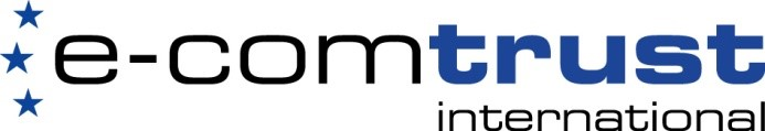 e-comtrust international ag Logo